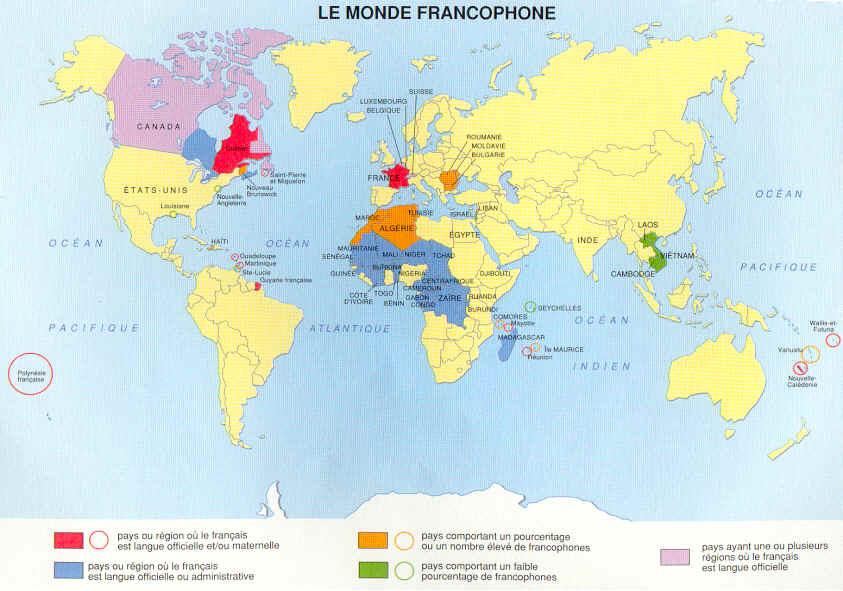 Des langues dans le monde visualiser carte des langues dans le monde