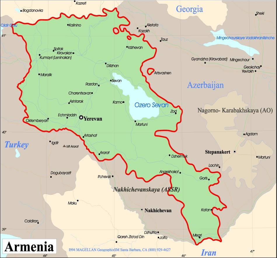 carte-armenie-monde