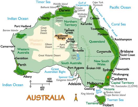 Carte Geologique Australie.Carte Geologique Australie Carte Geologique De L Australie