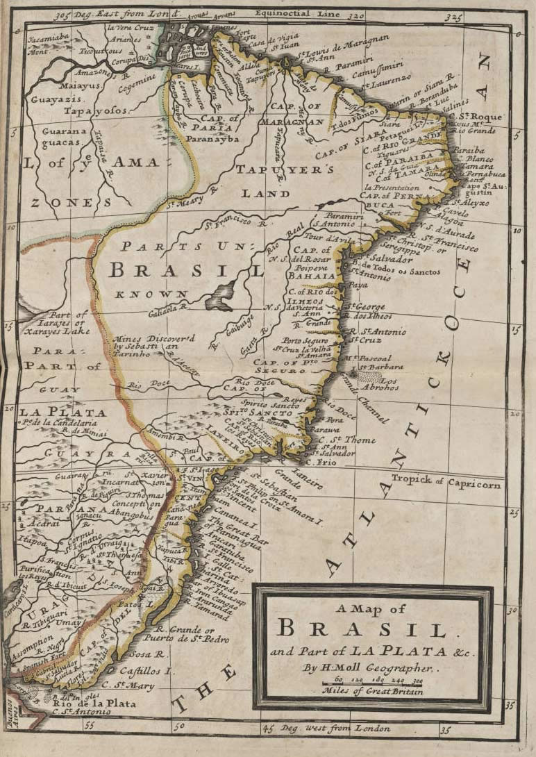 Carte Historique Canada.Carte Historique Bresil Carte Historique Du Bresil