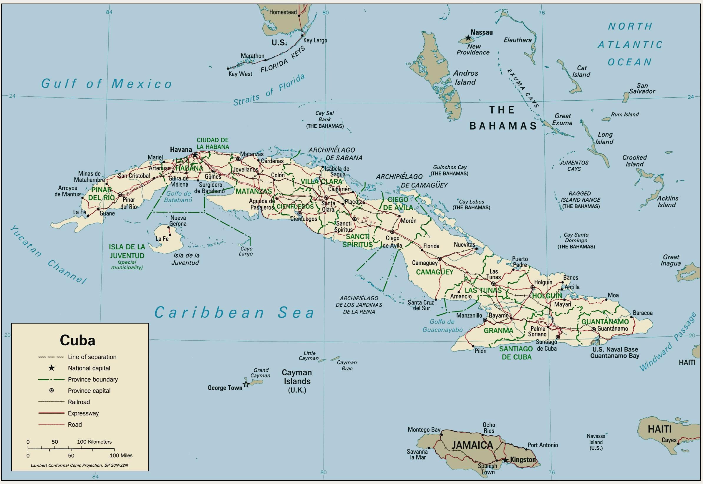 Cuba, Cuba
