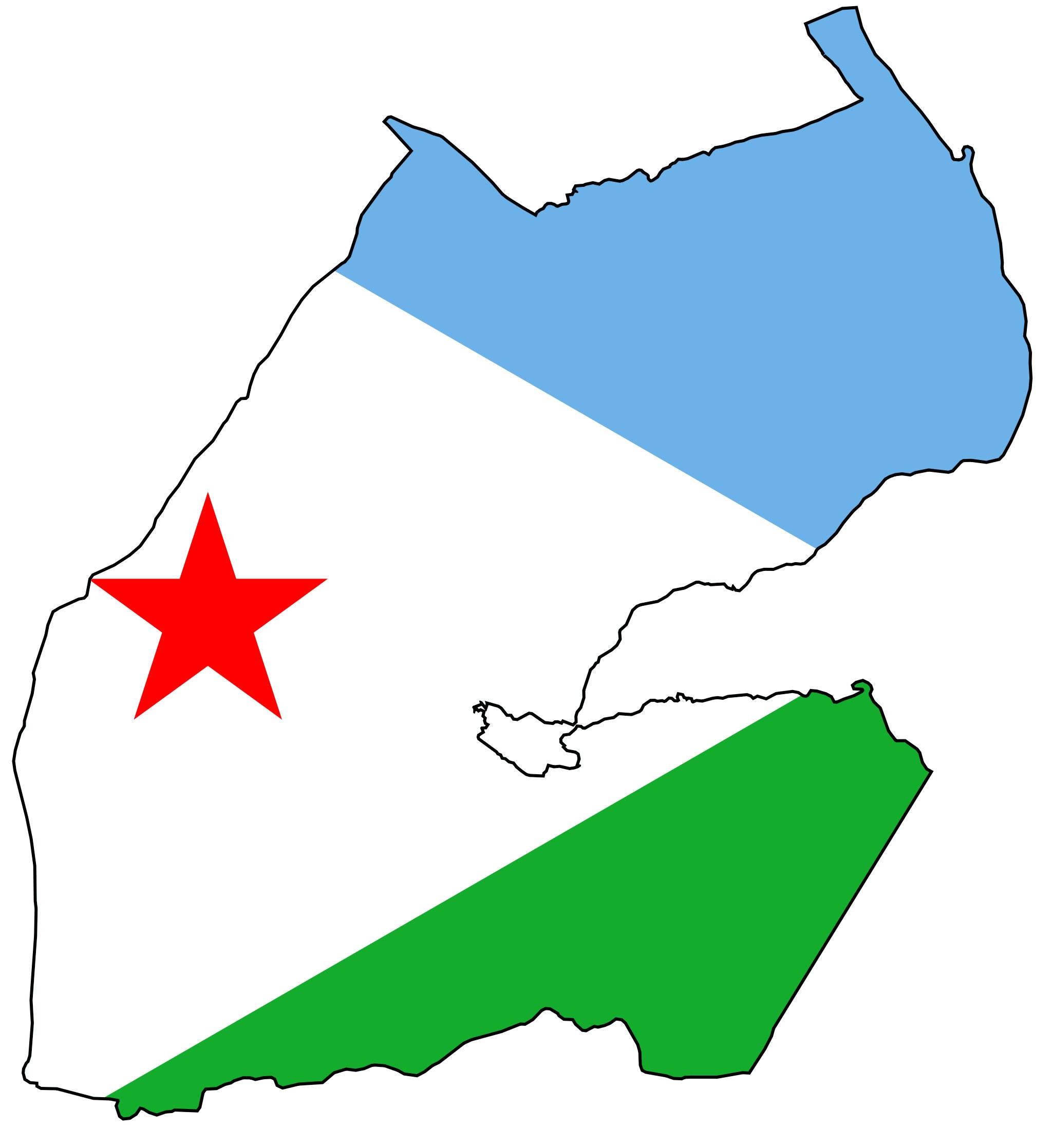la-republique-de-djibouti-drapeau