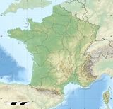 Carte géologique de France