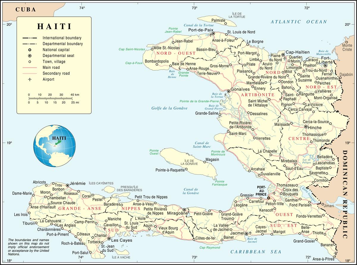 Haiti Haiti