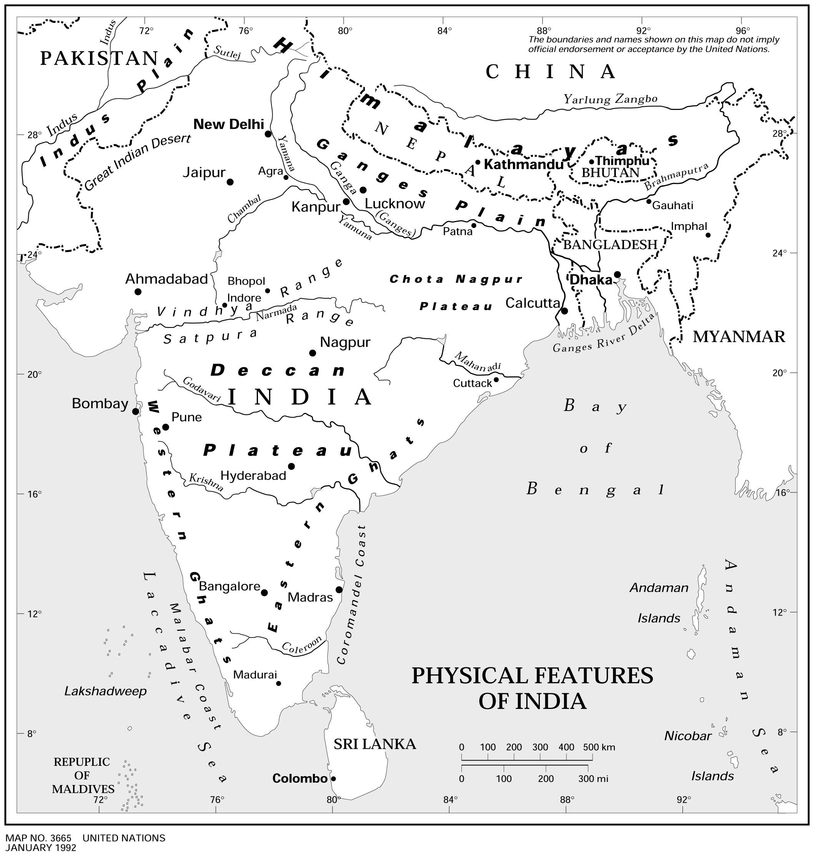 Carte Inde Vierge.Carte Inde Vierge Carte Vierge De L Inde