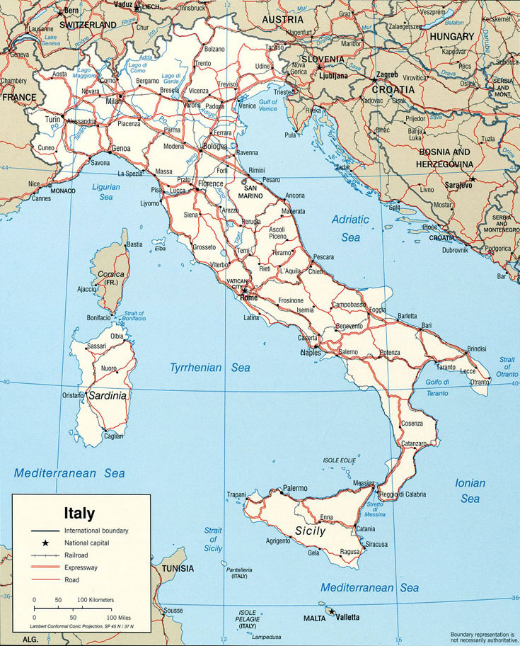 carte-routiere-italie