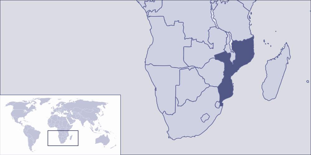 mozambique-carte-du-monde
