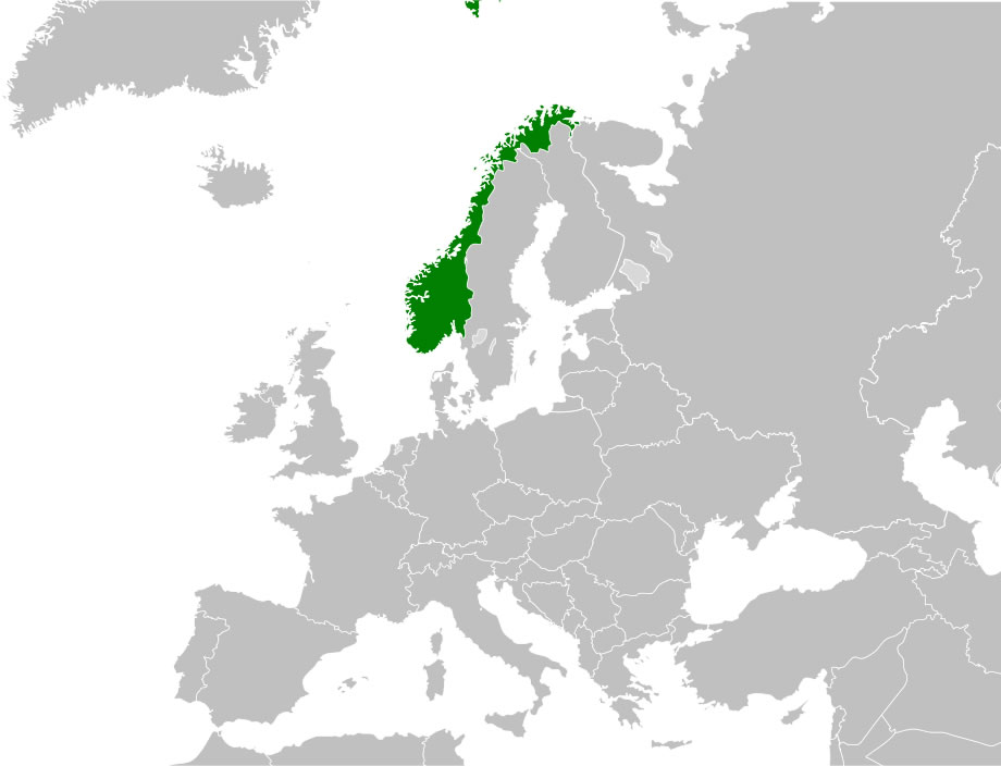 norvege-sur-la-carte-du-monde