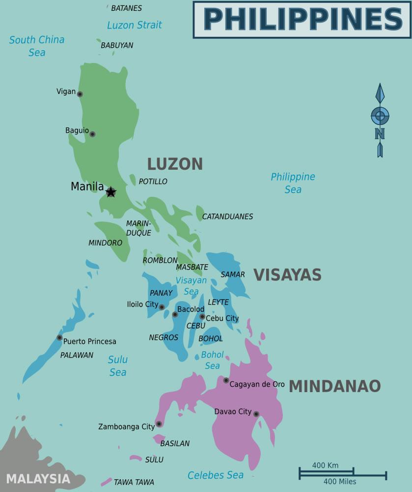 philippine-carte