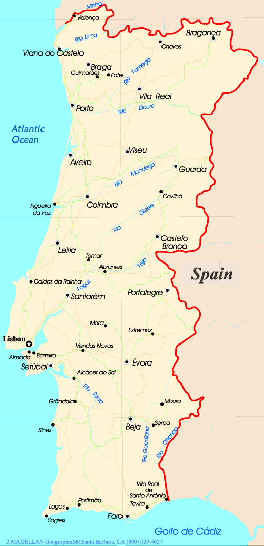 Plus Grande Ville Du Portugal