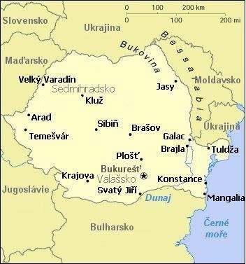 Carte Roumanie Villes.Carte Roumanie Vierge Noms Villes Carte Vierge De Roumanie