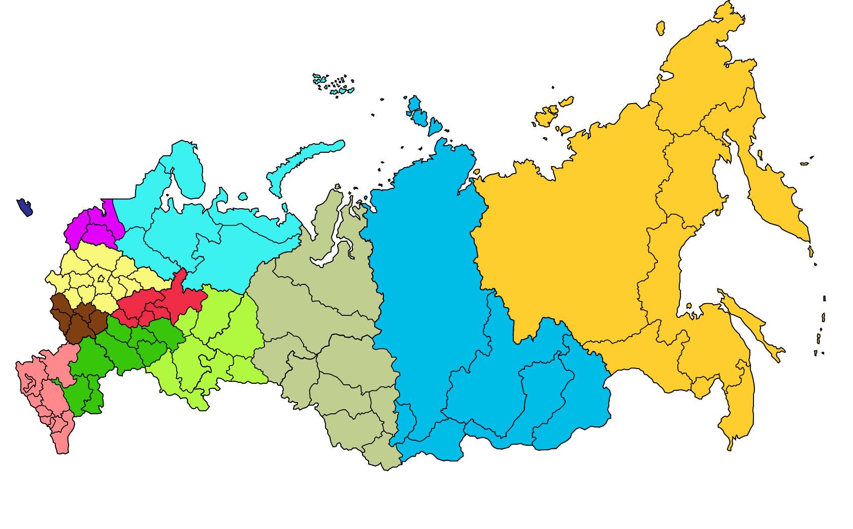 carte-des-continents-vierge-asie-en-couleur