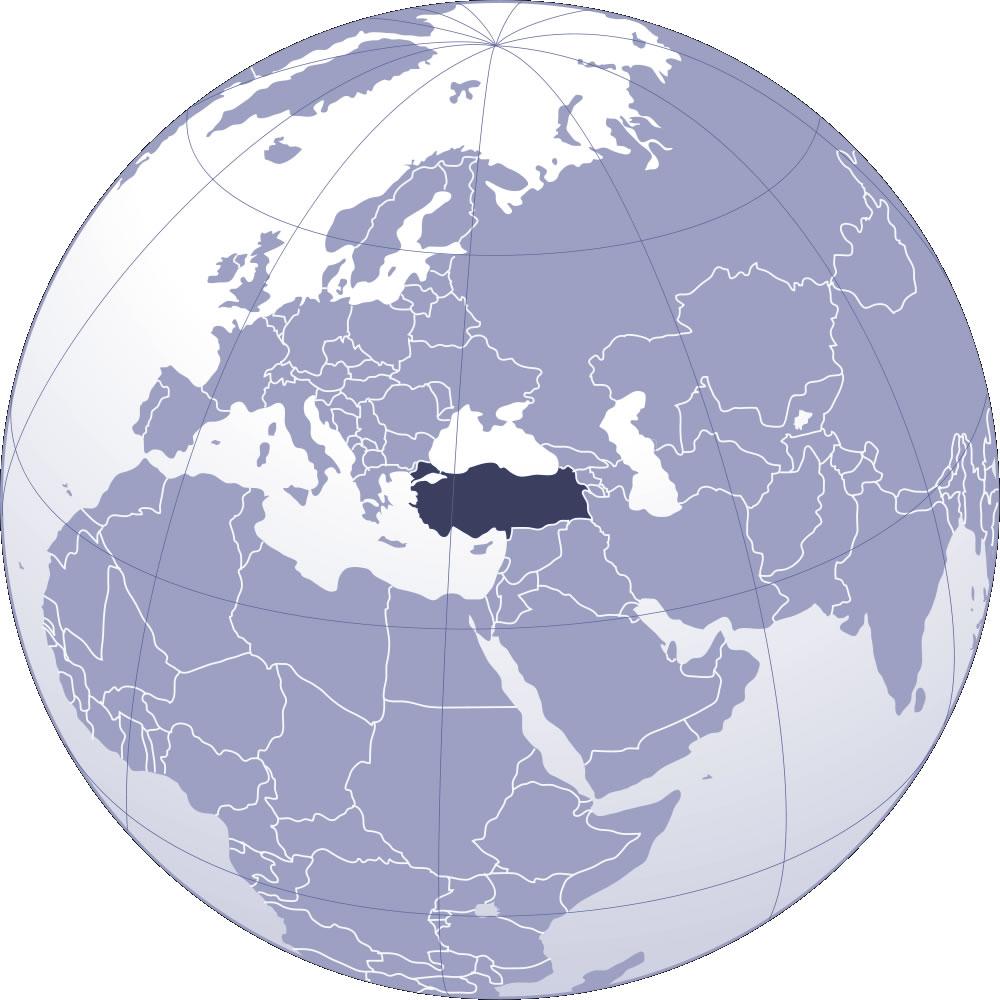 turquie-carte-du-monde